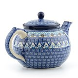 Theepot 3,0L Blue Coral_