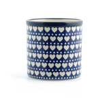 Utensil Pot Blue Valentine_