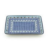 Tray large Blue Coral_