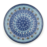 Ontbijtbord Blue Coral