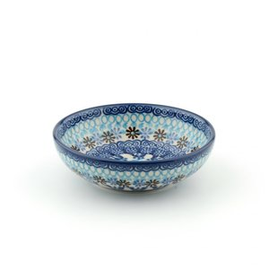 Serving Bowl 13cm Blue Coral