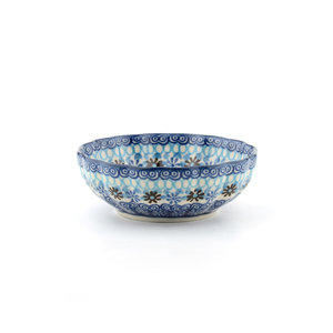 Well-up Bowl Blue Coral