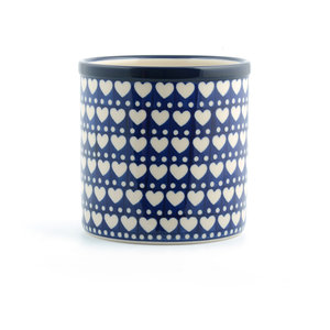 Utensil Pot Blue Valentine